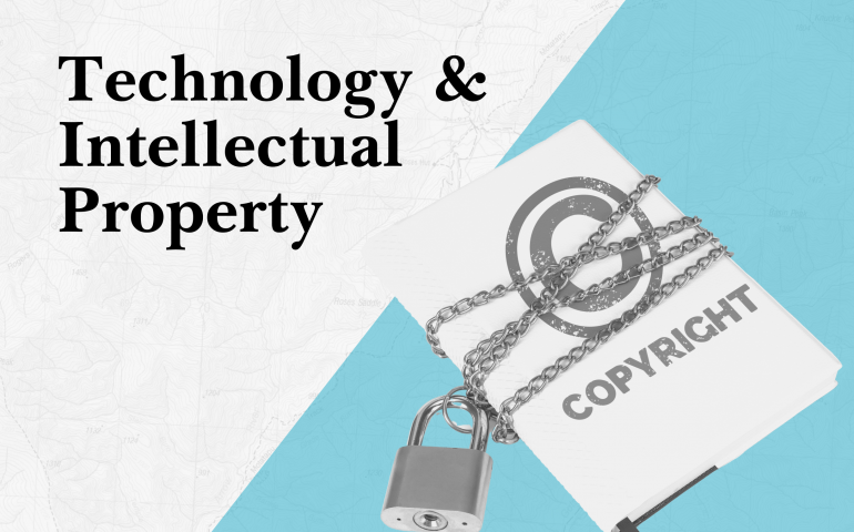 IP Intellectual Property and technology Todd Walker Law firm legal copyright trademark website